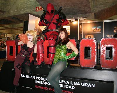 Feria Expocomic
