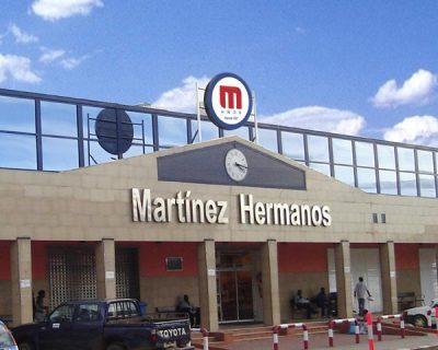 Diseño fachada, producción e implantación de supermercados