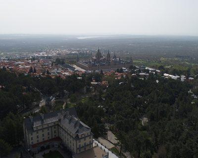 Foto aérea El Escorial